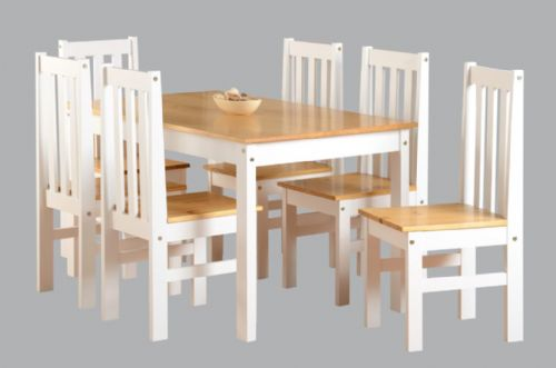 Classic Dining Set for 6